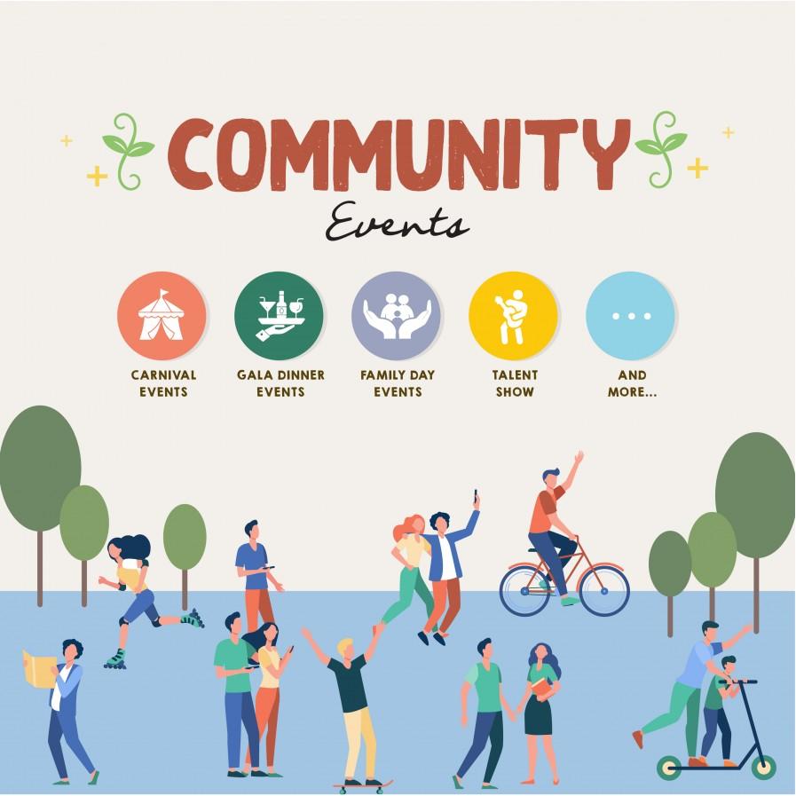 CommunityEvent