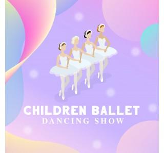 Children Ballet Dancing Show