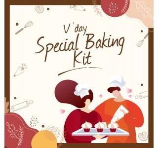 V'day Baking Kit