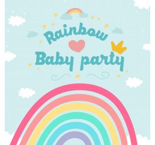 Rainbow Baby Party