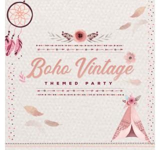 Birthday - Boho Vintage