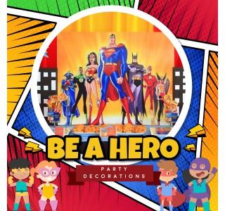 Hero Theme Party
