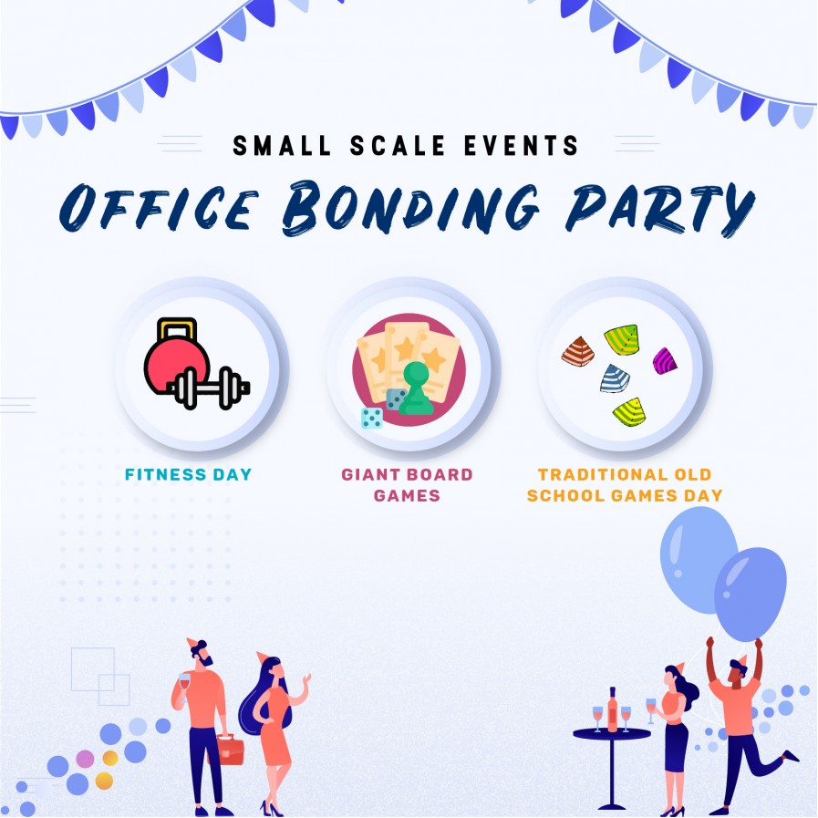 OfficeBondingParty