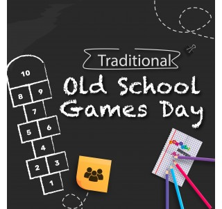Traditional Old School Games Day