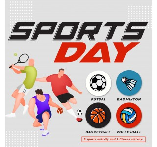 Sports Day (Half Day)