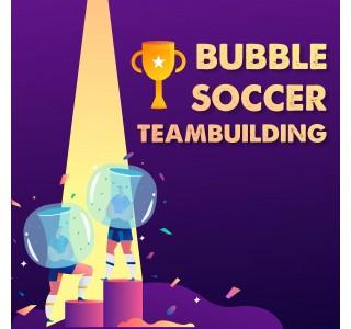 Bubble Soccer Teambuilding