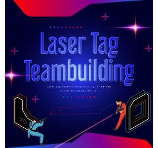 Laser Tag Teambuilding