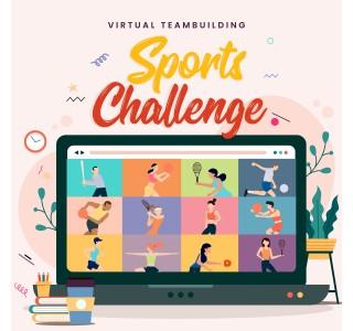 Sports Challenge Virtual Teambuilding