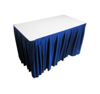 Table with Skirting