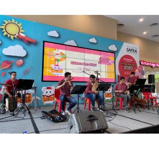 Chinese Fusion Ensemble